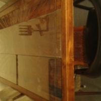 Eetkamerstel met sideboard