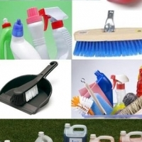 Cleaning Chemicals and Brushware delivered within 24 hours