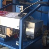 350 bar professional high pressure washer
