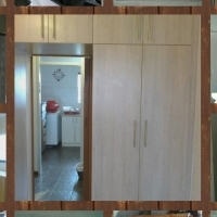 Top quality build in cupboards, cabinets, etc.