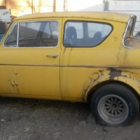 FORD ANGLIA PROJECT