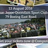 Car & Bike Festival - Family Fun Day 13 August 2016