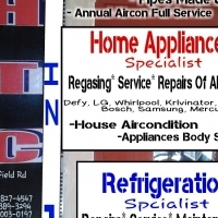 Home Appliances and Car aircon Specialist