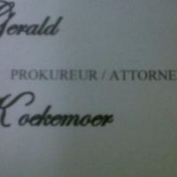 Gerald Koekemoer Attorney