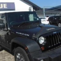 Jeep Wrangler RUBICON 3.6 V6 2DR MANUAL