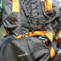 hiking backpack gear full kit