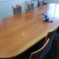 Meeting Table (Oval 12 Seater)