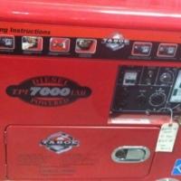 Brand New 12.5 kva Diesel Silent Generator Single