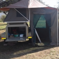 Camping Trailer: