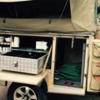Conqueror Conquest 4x4 Camping Trailer Montana, Pta