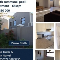 Spacious two bedroom for sale !