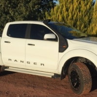2014 Ford Ranger XL Plus 2.2 4x4 D/Cab