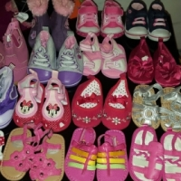 Baby shoes no 1 &2