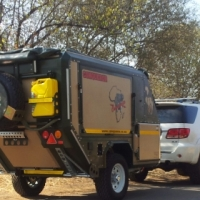 Camping Trailers to Rent 4x4 Conqueror Trailers for hire, Conqueror Fleet.