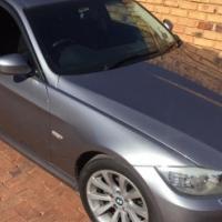 2010 BMW 320d Facelift