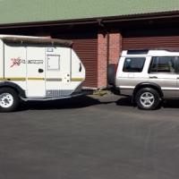 Jurgens Safari Xplorer Caravan