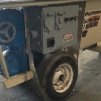 Used Putzmeister-S5EV-Series-grout-pump for sale