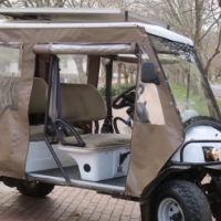 6 seater Solar People Carrier, completely Registered and Roadworthy