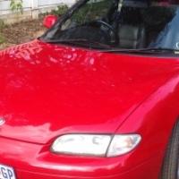 Mazda MX6 2.5L V6 in good driving condition ed for