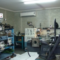 Engineering Workshop and House NEGOTIABLE