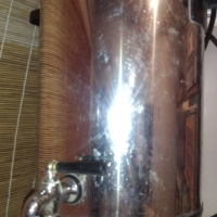 20L stainless steel catering urn