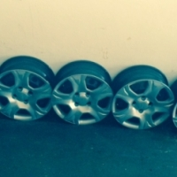 Ford Ecosport rims and hubcaps