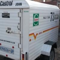 Toolbox trailer 6ft Venter