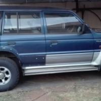 MITISHIBUSI NEEDS  NEW ENGINE  - NOT RUNNING-   R35000 OR NEAREST CASH OFFER