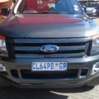 2013 FORD Ranger 3.2 TDCi A/T WildTrak