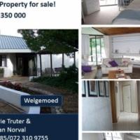Spacious elegant property for sale