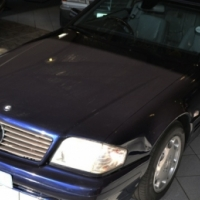 1997 Mercedes-Benz SL500 R129
