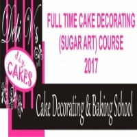 Full Time Cake Decorating Course 2017, Full Time Baking Course 2017, Part Time Classes
