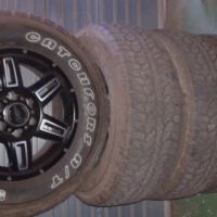 Rims & tyres for sale