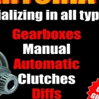Gearboxes & Parts for cars, Bakkies, Trucks and Buses