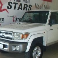 2007 Toyota Land Cruiser 70 4.2 D manual s/wagon