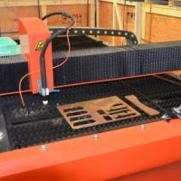 100 amp C N C Plasma Cutter