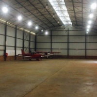 WONDERBOOM AIPORT HANGAR FOR RENT OR SALE