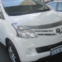 Toyota Avanza 1.5 Sx 2012  Model with 4 Doors, Factory A/C and C/D Player