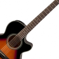 TAKAMINE GF15CE ACOUSTIC/ELECTRIC DREADNOUGHT GUITAR