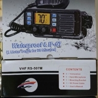 Lovely affordable VHF Water proof Summit Radios WITH DSC on Promo special Limited specials! R 2599