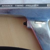 Timing light& torq-wrench
