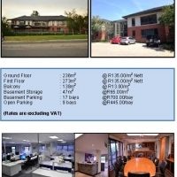 Office Space to Let - Little Fourways Office Park