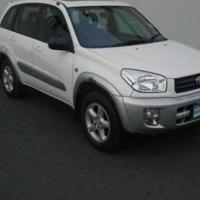 Toyota Rav4 200 5 Dr AT
