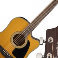 TAKAMINE GD30CE STAGE WORTHY ACOUSTIC/ELECTRIC DREADNOUGHT GUITAR