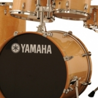 YAMAHA STAGE CUSTOM BIRCH 5PC ACOUSTIC DRUM KIT for sale  Springs