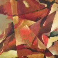 Original Abstract Art Piece