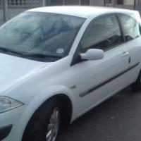 2007 Renault Megane 1600 16v/face lift