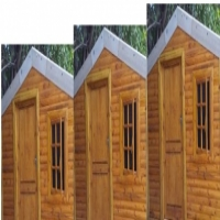 Rooms to let - Stand alone cabins.