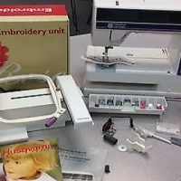 I have a Hasqvarna Rose Embroidery Machine for sale R2000.00 neg You can contact me on 063 487 2067