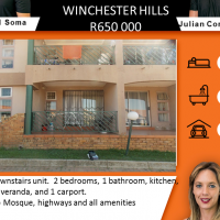 Winchester Hills, Townhouse